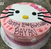 Birthday Cake 22