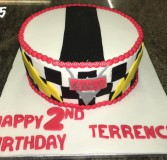 Birthday Cake 65