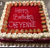 Birthday Cake 72