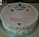Birthday Cake 75