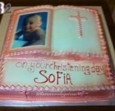 Christening Cake 12
