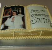 Christening Cake 17