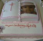 Christening Cake 18