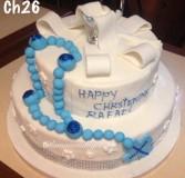Christening Cake 26