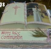 Christening Cake 8