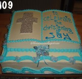 Christening Cake 9
