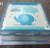 Baby-Shower Cake 1